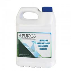 Limpiador Abrillantador Muebles Arumes 5 litros