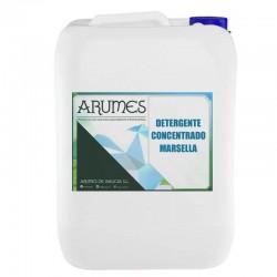 Detergente para ropa Marsella Concentrado Arumes 25 litros
