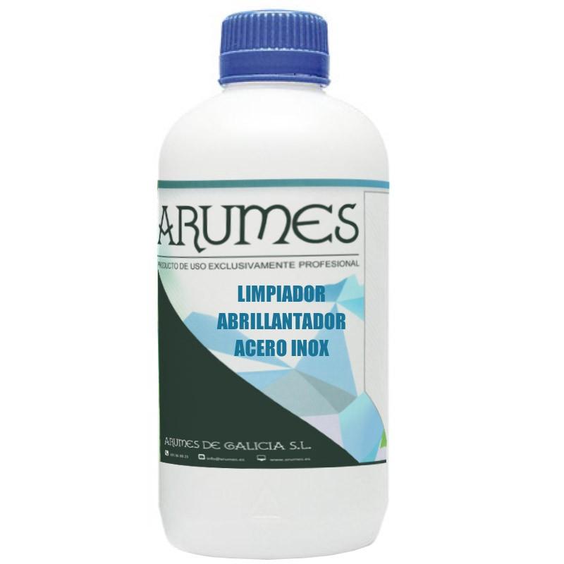 Limpiador Abrillantador Acero Inoxidable Arumes 1 litro