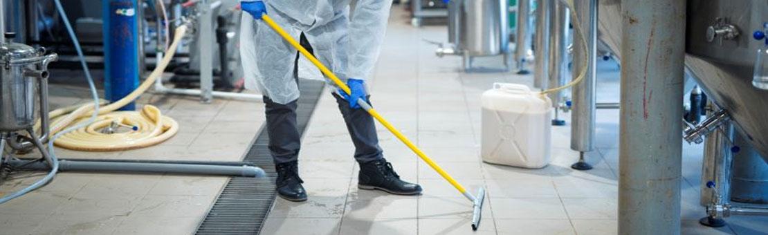 Tienda online Productos de limpieza y fregasuelos para industria y talleres